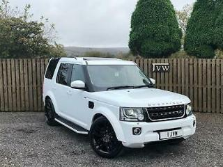 2014 Land Rover Discovery 4 3.0 SD V6 HSE s/s 5dr