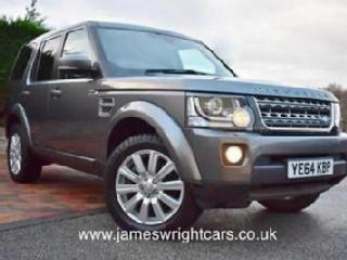 2014 Land Rover Discovery 4 3.0 SD V6 XS Panel Van 5dr