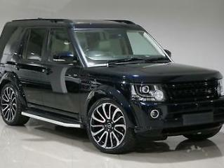 2014 Land Rover Discovery 4 3.0 SDV6 HSE Luxury 7 SEATS FINANCE HP PCP PX