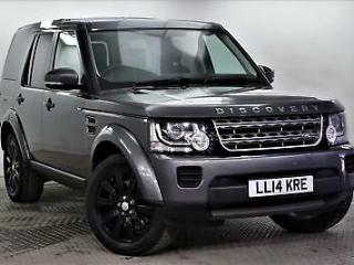 2014 Land Rover Discovery SDV6 GS Diesel grey Automatic