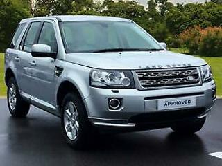 2014 LAND ROVER FREELANDER 2.2 TD4 GS 5dr Diesel Station Wagon