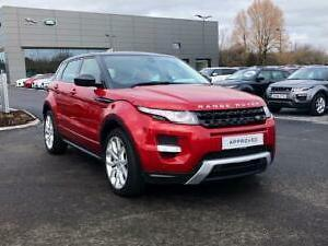 2014 Land Rover Range Rover Evoque 2.2 SD4 Dynamic 5dr 9 Automatic Diesel Hatc