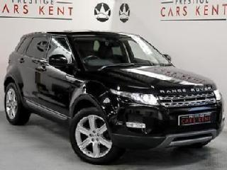 2014 Land Rover Range Rover Evoque 2.2 SD4 Pure 5dr Auto [9] [Tech Pack] Diesel