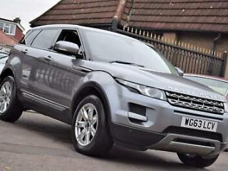 2014 Land Rover Range Rover Evoque 2.2 SD4 Pure Tech AWD 5dr
