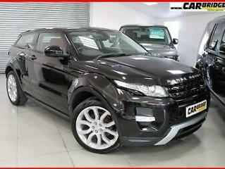 2014 LAND ROVER RANGE ROVER EVOQUE 2.2SD4 DYNAMIC AUTO 3DR. 1 OWNER FROM NEW