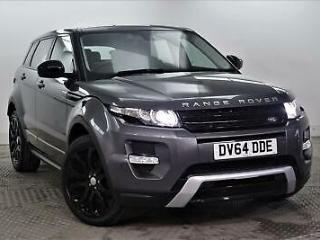 2014 Land Rover Range Rover Evoque SD4 DYNAMIC Diesel grey Automatic
