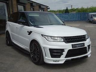 2014 Land Rover Range Rover Sport 3.0SD V6 292ps 4X4 HSE SVRR EDITION