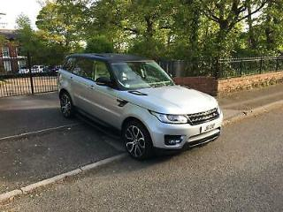 2014 Land Rover Range Rover Sport 3.0SD V6 DYNAMIC HSE 7 SEATER PAN ROOF
