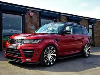 2014 Land Rover Range Rover Sport 3.0SD V6 HSE SVRR WIDEBODY EDITION BY APC