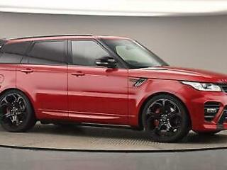 2014 Land Rover Range Rover Sport 5.0 V8 Autobiography Dynamic 4X4 s/s 5dr