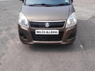2014 Maruti Wagon R LXI CNG for sale in Mumbai D2361819