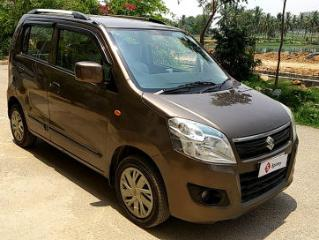 2014 Maruti Wagon R VXI for sale in Bangalore D2102985