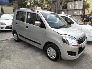 2014 Maruti Wagon R 2010 2012 LXI CNG for sale in Mumbai D2358862