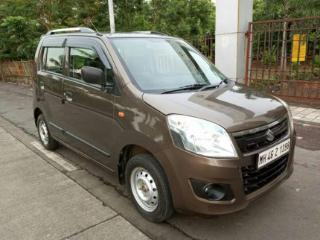 2014 Maruti Wagon R 2010 2012 LXI CNG for sale in Mumbai D2285244