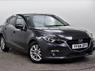 2014 Mazda 3 D SE L NAV Diesel grey Manual