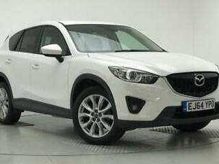 2014 Mazda CX 5 2.0 Sport Nav 5dr Petrol white Manual