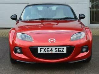 2014 Mazda MX 5 2.0i 25th Anniversary 2dr Coupe 2 door Coupe
