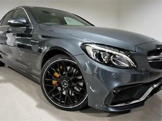 2014 Mercedes Benz C220 2.1CDI AMG LineBlueTec 7G Tronic Plus C63 S CONVERSION