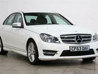 2014 MERCEDES BENZ C CLASS 1.6 C180 BLUEEFFICIENCY AMG SPORT AUTO AUTOMATIC 55K