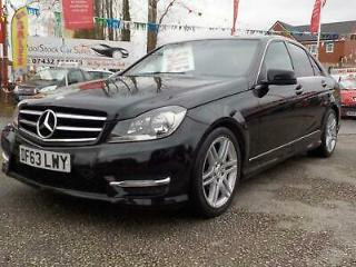 2014 Mercedes Benz C Class 2.1 C220 CDI AMG Sport Edition Premium Plus