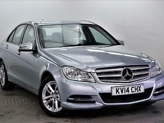 2014 Mercedes Benz C Class C220 CDI BLUEEFFICIENCY EXECUTIVE SE Diesel silver Au