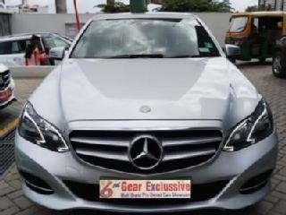 2014 Mercedes Benz E Class 2013 2015 E250 CDI Avantgrade for sale in Bangalore D1840914