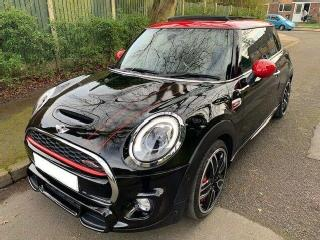2014 MINI COOPER S AUTO JOHN COOPER WORKS JCW FULLY LOADED PANROOF JCW TOP SPEC