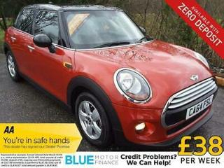 2014 MINI Hatch 1.5 Cooper 5dr start/stop