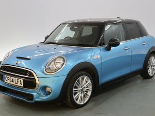 2014 MINI Hatch 2.0 Cooper S D 5dr Auto [Chili/Media Pack XL]