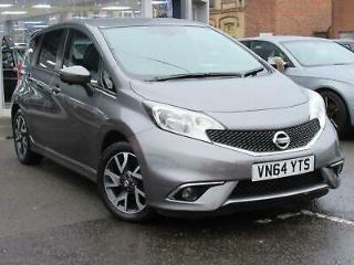 2014 Nissan Note 1.5 dCi Tekna Safety Pack 5dr