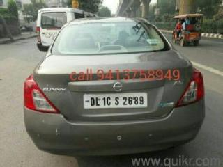 2014 Nissan Sunny Diesel Special Edition 43000 kms driven in Preet Vihar