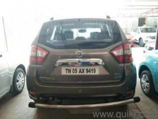 Grey 2014 Nissan Terrano 25,146 kms driven in Indian Institute Of Technology