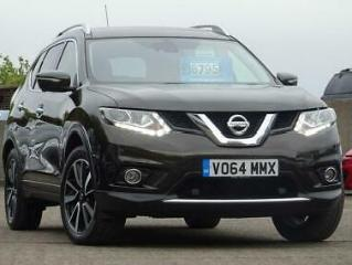 2014 Nissan X Trail 1.6 dCi Tekna 4WD s/s 5dr