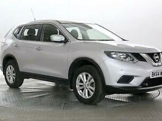 2014 Nissan X Trail 1.6 dCi Visia 4x2 Hatchback Diesel Manual