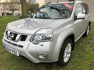 2014 NISSAN X TRAIL 2.0 dCi 150 Tekna Auto Diesel *ONLY 50k MILES