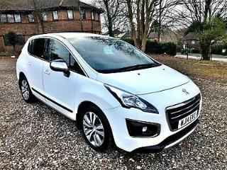 2014 Peugeot 3008 Crossover 1.6HDi 115bhp Active #FinanceAvailable
