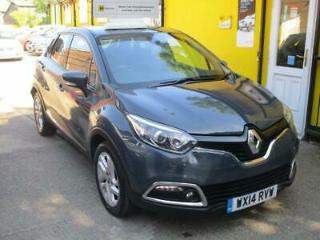2014 Renault Captur 1.5 dCi 90 Dynamique MediaNav Energy 5 dr Bluetooth 5 doo