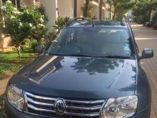 2014 Renault Duster 85 PS RxL Diesel 32400 kms driven in Bangalore Road