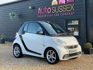 2014 Smart fortwo 1.0 MHD Edition 21 Cabriolet Softouch 2dr