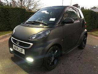 2014 Smart fortwo 1.0 MHD Grandstyle Softouch 2dr