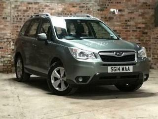 2014 Subaru Forester 2.0 XE 5dr 5 door Estate