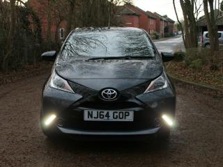 2014 Toyota Aygo vvt i x play £0 tax