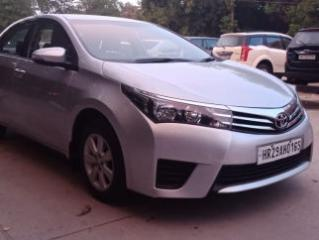 2014 Toyota Corolla Altis 2013 2017 D 4D G for sale in Faridabad D2241925