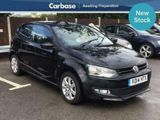 2014 VOLKSWAGEN POLO 1.2 60 Match Edition 3dr