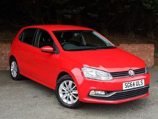 Oct 2014 Volkswagen Polo 1.0 SE 5dr