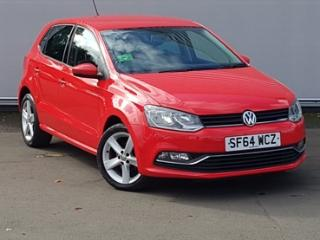Sep 2014 Volkswagen Polo 1.4 TDI 90 SEL 5dr