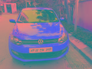 2014 Volkswagen Polo Highline1.2L P 53000 kms driven in Ameerpet