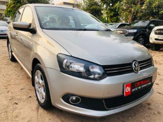 2014 Volkswagen Vento 2013 2015 1.2 TSI Highline AT for sale in Ahmedabad D2088984