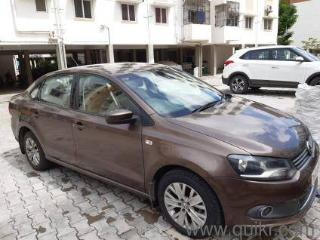 2014 Volkswagen Vento Highline Petrol 28456 kms driven in Kovilambakkam