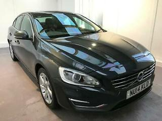2014 Volvo S60 2.0 TD D3 SE Lux Nav s/s, 45,000 miles FINANCE AVAILABLE